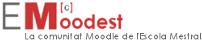 Moodest - Comunitat Moodle de l'Escola Mestral